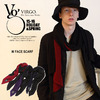VIRGO W FACE SCARF VG-GD-437画像