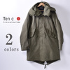 Ten-C PARKA with DOWN LINER画像