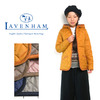 LAVENHAM CRAYDON Lady's Hooded Quilting Jacket画像