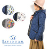 LAVENHAM CRAYDON × LIBERTY Lady's Hooded Quilting Jacket画像