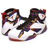 "AIR JORDAN VII RETRO ""SWEATER"" ""MICHAEL JORDAN"" ""LIMITED EDITION for JORDAN BRAND"" WHT/MULTI/BLK 304775-142画像"