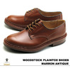 "Tricker's Plaintoe Shoes/m5636 ""Woodstock"" Dainite Studded Sole Marron Antique M5636画像"