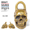 GRAVYSOURCE SKULL CHARM GS16-HAC08画像