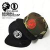 NESTA BRAND BASEBALL SNAPBACK CAP 7U1502H画像