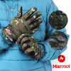 Marmot Knit Camo Fleece Glove MJG-F5464画像