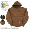 Key Industries Insualted Hooded Duck Jacket 372画像