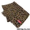 Supreme Leopard Scarf LEOPARD画像