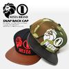 NESTA BRAND SNAPBACK CAP 7U1506H画像