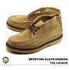 Russell Moccasin SPORTING CLAYS CHUKKA Tan Laramie Single Vamp 200-27画像