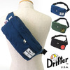 Drifter CLASSIC HIP SACK M DF530画像