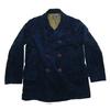 "TOPAZ Indigo Corduroy Double Brested French Work Coat ""PORTLAND"" TJ-1287画像"