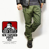 BEN DAVIS NEW TAPERED PANTS -KHAKI-画像