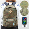 MEI TEXTILE DAYPACK 152111画像