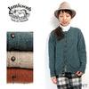 Jamieson's Lady's #MK839U Crewneck Knit Cardigan画像
