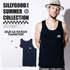 SILLY GOOD OLD GS PATCH TANKTOP SG1F3-CS03画像