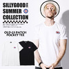 SILLY GOOD OLD GS PATCH POCKET TEE SG1F3-TE12画像