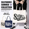 SILLY GOOD BIG IVY TOTE BAG SG1F3-AC06画像