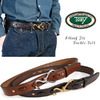 Tory Leather #Hoof Pick Buckle Belt画像