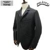"TOPAZ Horse Saddle Leather Sack Coat ""TERRAPLANE"" TJ-1260画像"