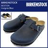 BIRKENSTOCK BOSTON Insignia Blue 459071画像