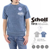 Schott COTTON S/S SWEAT SCHOTT 3163022画像