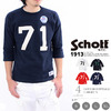 Schott COTTON FOTTBALL T-SHIRT 71 3163024画像
