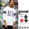 Schott COTTON FOTTBALL T-SHIRT US 3163025画像