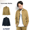 UNIVERSAL WORKS Bakers Jacket画像