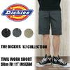 "Dickies Twill Work Short Slim Fit 11"" Inseam WR894画像"