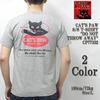 "CAT'S PAW S/S T-SHIRT ""DO NOT THROW AWAY"" CP77332画像"