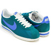 NIKE CLASSIC CORTEZ NYLON RIO TEAL / PHOTO BLUE - SAIL 807472-341画像
