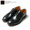 WHEEL ROBE HEAVY STITCHING MOC TOE BLACK WR-15078画像