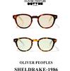 OLIVER PEOPLES SHELDRAKE-1986画像