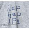 Letters 8 × FilMelange HOP HOP プリントTシャツ画像