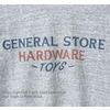 Letters 8 × FilMelange GENERAL STORE プリントTシャツ画像