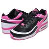 NIKE AIR CLASSIC BW GS blk/pink blast-wht 834224-006画像