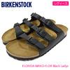 BIRKENSTOCK FLORIDA BIRKO-FLOR Black Ladys GC054793画像