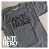 Antihero Thumbhero S/S Tee Charcoal画像