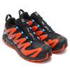 SALOMON XA PRO 3D GTX BLACK/TOMATO RED/BLUE LINE L37833100画像