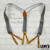 LEVI'S VINTAGE CLOTHING SUSPENDER Grey Mele 05088-0024画像