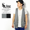 SWING D-POCKET VEST画像