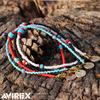 AVIREX BEADS ANKLET 6169123画像
