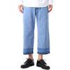 UNUSED 13oz denim wide pants. UW0477画像