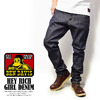 BEN DAVIS HEY RICH GIRL DENIM BDW-572画像