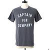 CAPTAIN FIN COLLEGE S/S PREM TEE CFM3231515画像