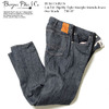 BURGUS PLUS Lot.740 Zip Fly Tight Straight Stretch Jeans One Wash 740-ST画像