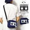 TAMIYA × JUN WATANABE MINI SHOULDER BAG -NAVY-画像