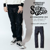SILLY GOOD 5 POKET DENIM PT SG1F5-PT02画像