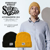 SILLY GOOD IVY LOGO NAME KNIT CAP SG1F5-CP04画像
