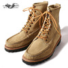 Russell Moccasin 6inch HIKER Laramie Suede画像
